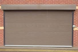 Roller Shutter - Manually Operated - 3000mm x 3500mm, Muazzam Shah