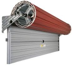 Roller Shutter - Manually Operated