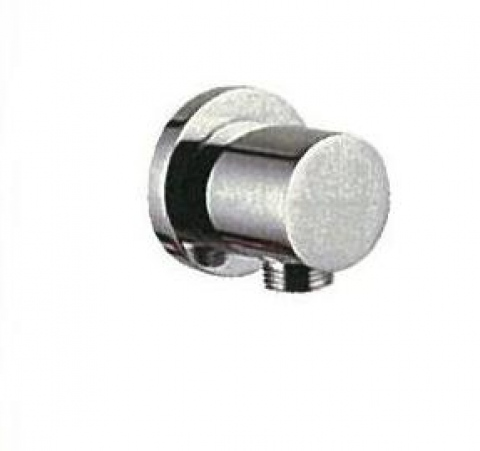 Savona 8N Brass Chrome Plated Shower Connector